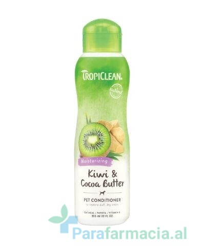 Tropiclean Moisturizing 592 ml